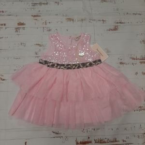 Juicy Couture little girls pink dress